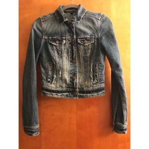 Women American Eagle denim jacket